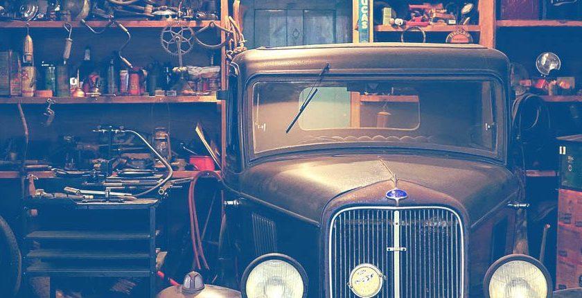 ranger son garage