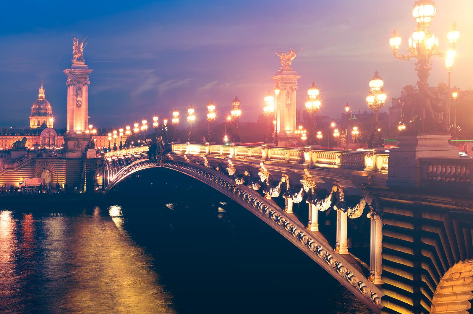 Balades dans Paris Ville lumière Norauto