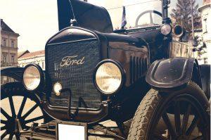 l'automobile pendant la grande guerre