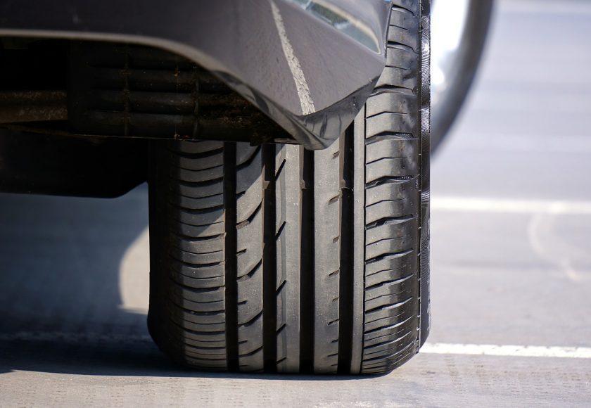 pression des pneus
