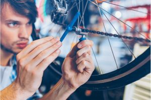 vérifications vélo