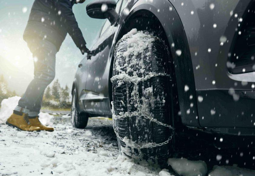 Equipement hiver voiture